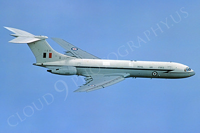 BAC VC-10 00006 British RAF XV106 10 September 1983 by Stephen W D Wolf