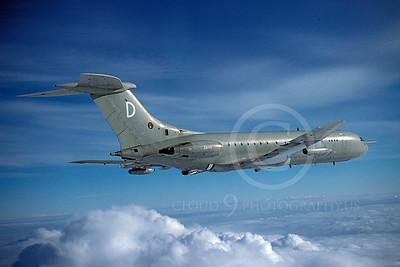 BAC VC10 00010 BAC VC10 British RAF ZA143 7 April 1998 by Bob Archer via African Aviation Slide Service