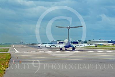 BAC VC10 00019 BAC VC10 British RAF by Alasdair MacPhail