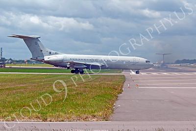 BAC VC10 00007 BAC VC10 British RAF XR807 by Alasdair MacPhail