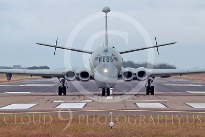 BAC VC10 00017 BAC VC10 British RAF by Alasdair MacPhail