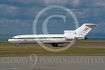 Boeing 727-MF 00005 Boeing 727 Royal New Zealand Air Force NZ7272 via African Aviation Slide Service