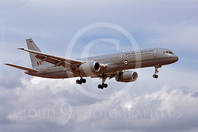 Boeing 757-Forg 00002 Boeing 757 Royal New Zealand Air Force NZ751 by Stephen W D Wolf