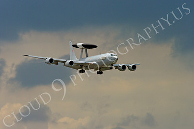 E-3Forg 00024 Boeing E-3 Sentry French Air Force 36-CD by Stephen W D Wolf