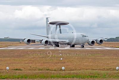 E-3Forg 00027 Boeing E-3 Sentry British RAF ZH102 by Alasdair MacPhail