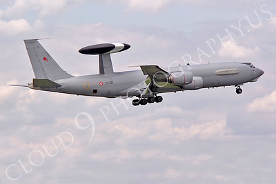 E-3Forg 00012 Boeing E-3 Sentry French Air Force 36-CD by Stephen W D Wolf
