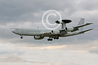 E-3FORG 00002 Boeing E-3 Sentry British RAF ZH105 by Peter J Mancus
