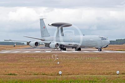 E-3Forg 00023 Boeing E-3 Sentry British RAF by Alasdair MacPhail