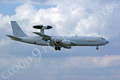 E-3Forg 00020 Boeing E-3 Sentry French Air Force 36-CD by Stephen W D Wolf