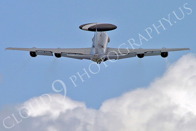 E-3Forg 00016 Boeing E-3 Sentry French Air Force 36-CD by Stephen W D Wolf