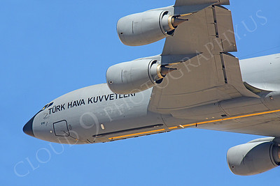 CUNMJ 00079 Boeing KC-135R Stratotanker Turkish Air Force by Peter J Mancus