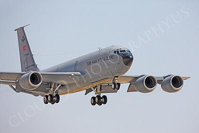 KC-135FORG 00002 Boeing KC-135R Stratotanker Turkish Air Force by Peter J Mancus