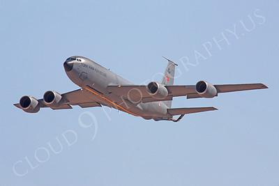 KC-135FORG 00004 Boeing KC-135R Stratotanker Turkish Air Force by Peter J Mancus