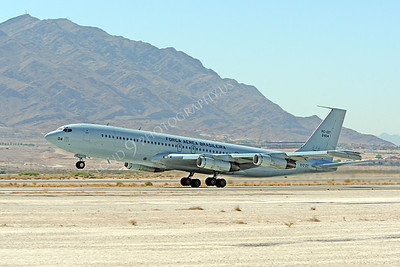 KC-137FORG 00003 Boeing KC-137 Stratotanker Brazilian Air Force 2404 Nellis AFB by Peter J Mancus