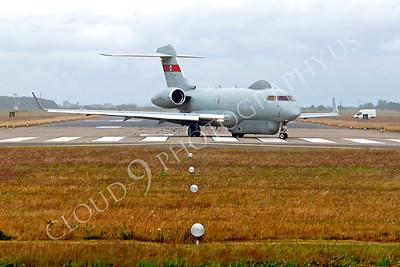 Sentinel R1 00011 Bombardier Sentinel R1 British RAF ZJ690 by Alasdair MacPhail
