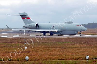 Sentinel R1 00013 Bombardier Sentinel R1 British RAF ZJ690 by Alasdair MacPhail