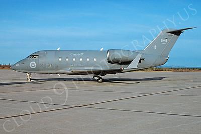 Canadair CL-601 Challenger 00001 Canadair CL-601 Challenger Canadiarn Armed Forces 144607 June 1992 via African Aviation Slide Service