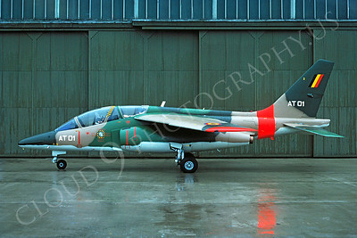 Dassault Alpha Jet 00001 Dassault Alpha Jet Belgium Air Force AT01 2 March 1979 by Stephen W D Wolf