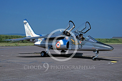 EE-AlphaJet 00001 Dassault Alpha Jet French Air Force 6 July 1996 by Michel Fournier