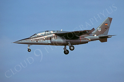 Dassault Alpha Jet 00004 Dassault Alpha Jet German Air Force 12 March 1980 by Wieland Stolze