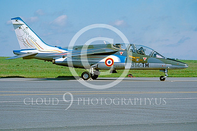 EE-Alpha Jet 00003 Dassault Alpha Jet French by Marcel Hundscheid 1996 via AASS