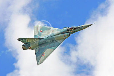 Dassault Mirage 2000 00006 Dassault Mirage 2000 French Air Force 5-NV by Paul Ridgway