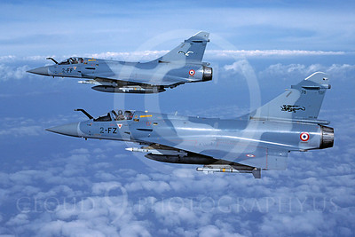 Dassault Mirage 2000 00010 Dassault Mirage 2000 French Air Force 2-FZ via African Aviation Slide Service