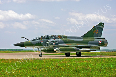 Dassault Mirage 2000 00005 Dassault Mirage 2000 French Air Force 4-BS by Paul Ridgway