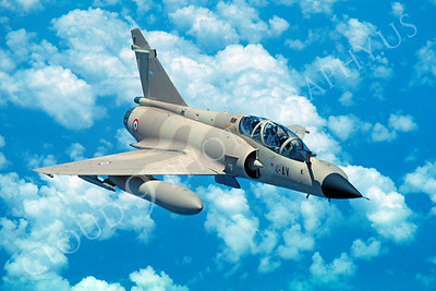 Dassault Mirage 2000D 00014 Dassault Mirage 2000D French Air Force 4-AV via African Aviation Slide Service