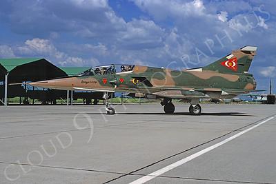 Dassault Mirage 50DV 00001 Dassault Mirage 50DV Venezuelan Air Force 5706 November 1998 via African Aviation Slide Service