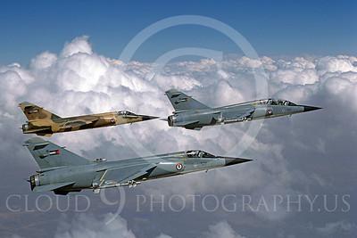 Dassault Mirage F-1 00012 Dassault Mirage F-1Royal Jordanian Air Force via African Aviation Slide Service