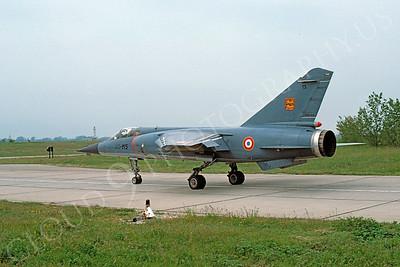 Dassault Mirage F-1 00013 Dassault Mirage F-1 French Air Force 30-MS June 1977 by Wilfried Zetsche