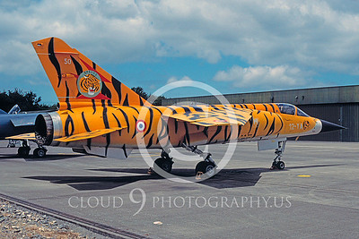 TMM-F-1 00007 Dassault Mirage F-1 French Air Force via African Aviation Slide Service