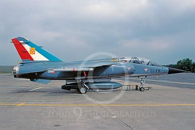 Dassault Mirage F-1 00011 Dassault Mirage F-1 French Air Force 33-FH June 2002 via African Aviation Slide Service