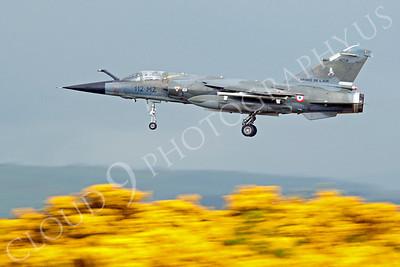 Dassault Mirage F1 00018 Dassault Mirage F1 French Air Force 112-MZ by Alasdair MacPhail