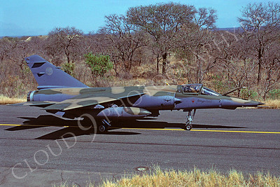 Dassault Mirage F1 00009 Dassault Mirage F1 South African Air Force August 1997 via African Aviation Slide Service