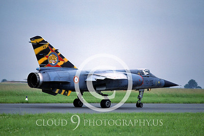 TMM-F-1 00001 Dassault F-1 Mirage French Air Force July 1979 by Wieland Stolze