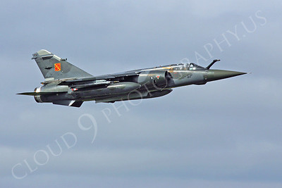 Dassault Mirage F1 00008 Dassault Mirage F1 French Air Force 30-SP by Paul Ridgway