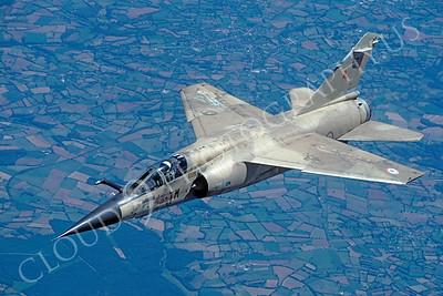 Dassault Mirage F1 00006 Dassault Mirage F1 French Air Force via African Aviation Slide Service