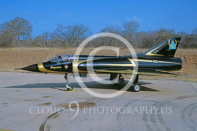 EE-Mirage 00001 Dassault Mirage III South African Air Force Oct 1995 by Ian Malcolm via AASS