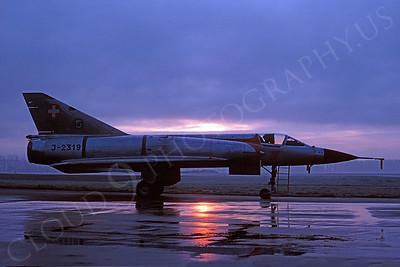 Dassault Mirage III 00041 Dassault Mirage III Swiss Air Force J-2319 20 November 1980 by Sam Iselin