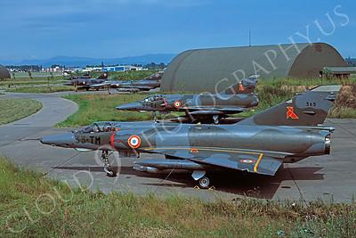 Dassault Mirage III 00021 Dassault Mirage III French Air Force 33-TM June 1979 by Wilfried Zetsche