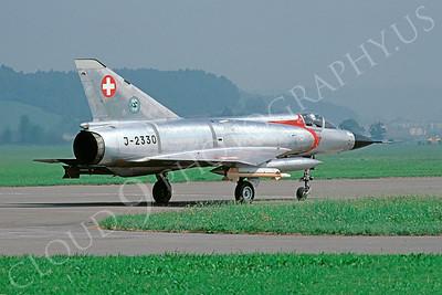 Dassault Mirage III 00035 Dassault Mirage III Swiss Air Force J-2330 25 August 1978 by Wilfried Zetsche