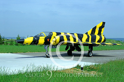 TMM-F-1 00003 Dassault Mirage III French Air Force June 1991 by MarinusTabak