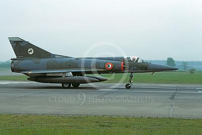 Dassault Mirage III 00007 Dassault Mirage III French Air Force 13-PS June 1979 by Wilfried Zetsche