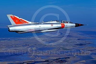 Dassault Mirage IIIB 00002 Dassault Mirage IIIB French Air Force test aircraft September 1996 via African Aviation Slide Service
