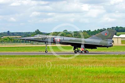 Dassault Mirage IV 00001 Dassault Mirage IV French Air Force by Paul Ridgway