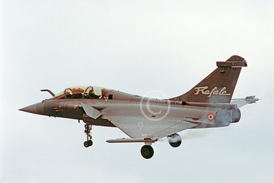 Dassault Rafale 00020 Dassault Rafale French Air Force 17 June 2005 by Stephen W D Wolf