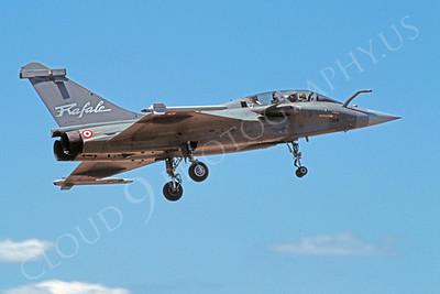 Dassault Rafale 00018 Dassault Rafale French Air Force by Stephen W D Wolf