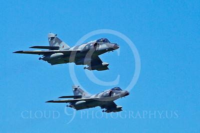 Dassault Super Etendard 00040 Dassault Super Entendard French Navy military airplane picture by Stephen W D Wolf
